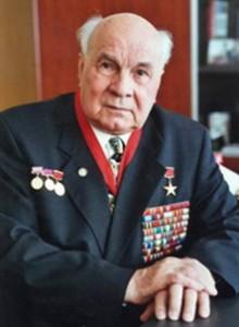 КОМАРОВ Федор Иванович, Почетный председатель
