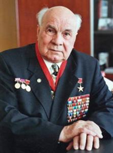 академик РАМН Ф.И. Комаров
